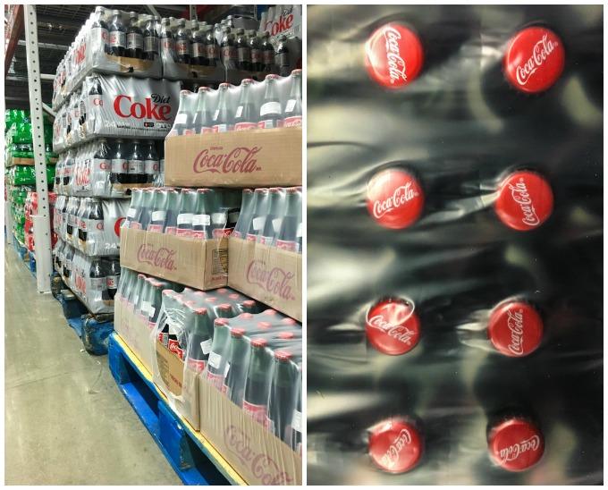 Coke de Mexico at Sam's Club