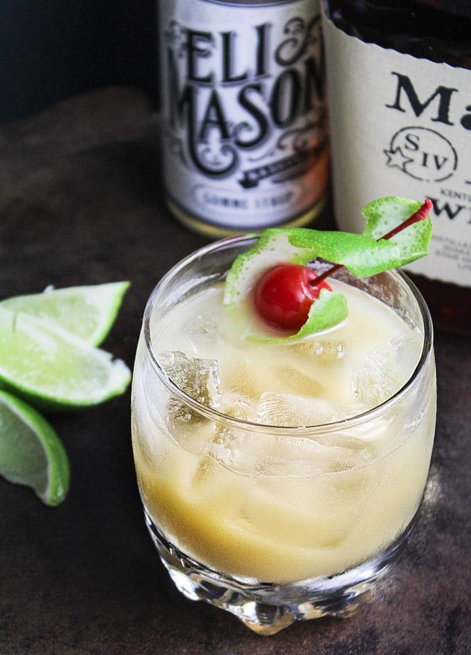 Eli Mason Cocktail Syrups and Mixers