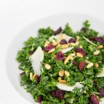 5-Minute Citrus Kale Salad
