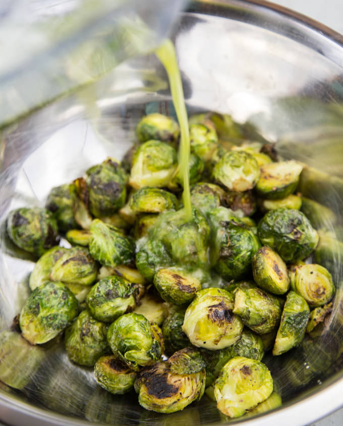 Vietnamese Vinaigrette for Roasted Brussels