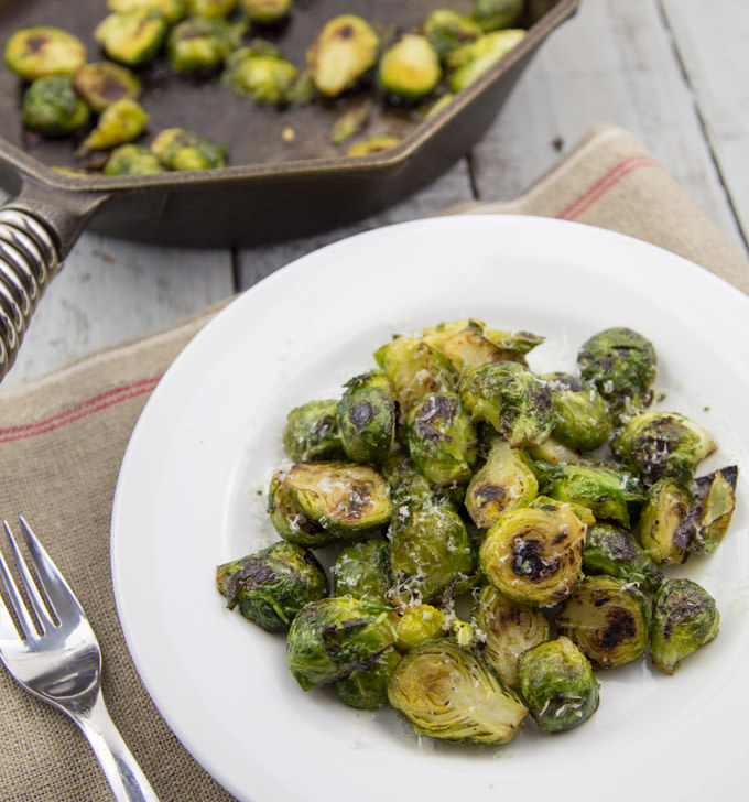 World's Best Brussels Sprouts