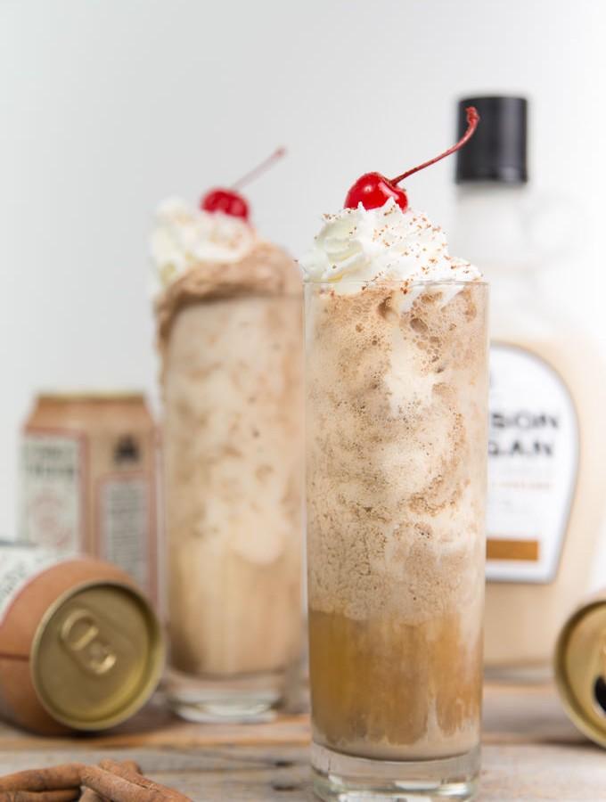 Jackson Morgan Boozy Root Beer Cream Floats