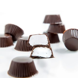 Chocolate Mallow Cups