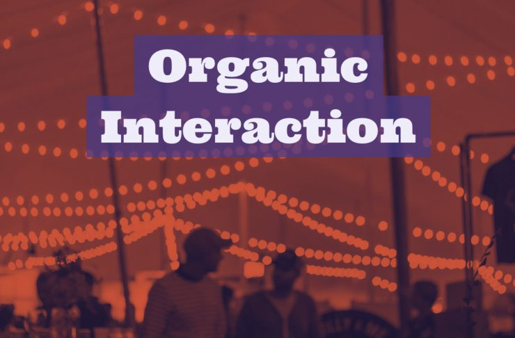 Instagram Growth - Organic Interaction