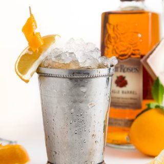 Julep Week: Meyer Lemon Julep
