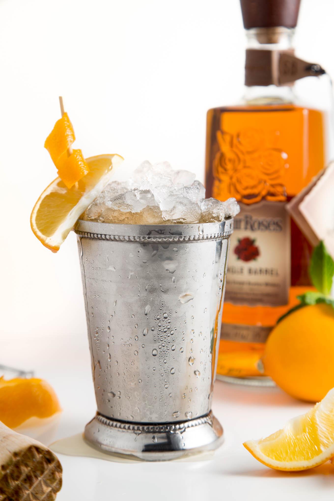 Meyer Lemon Julep