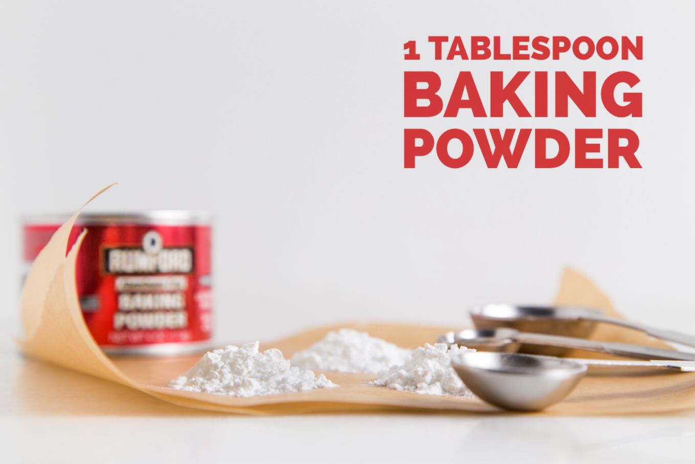 Biscuits 101 on SouthernFATTY.com - Baking Powder