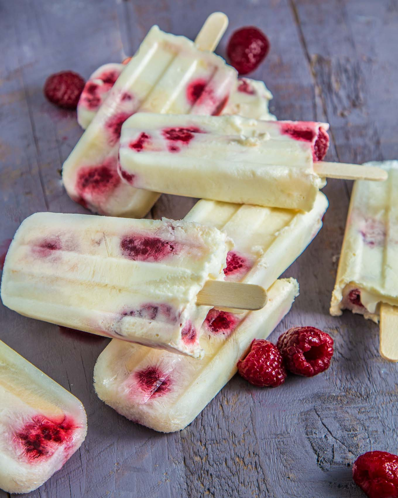 Ginger Beer Creamsicles