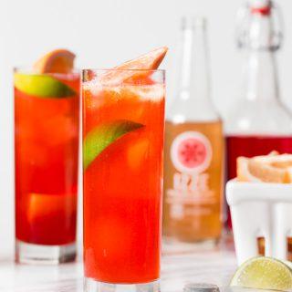 Grapefruit Bitter Bit Beautiful Cocktail