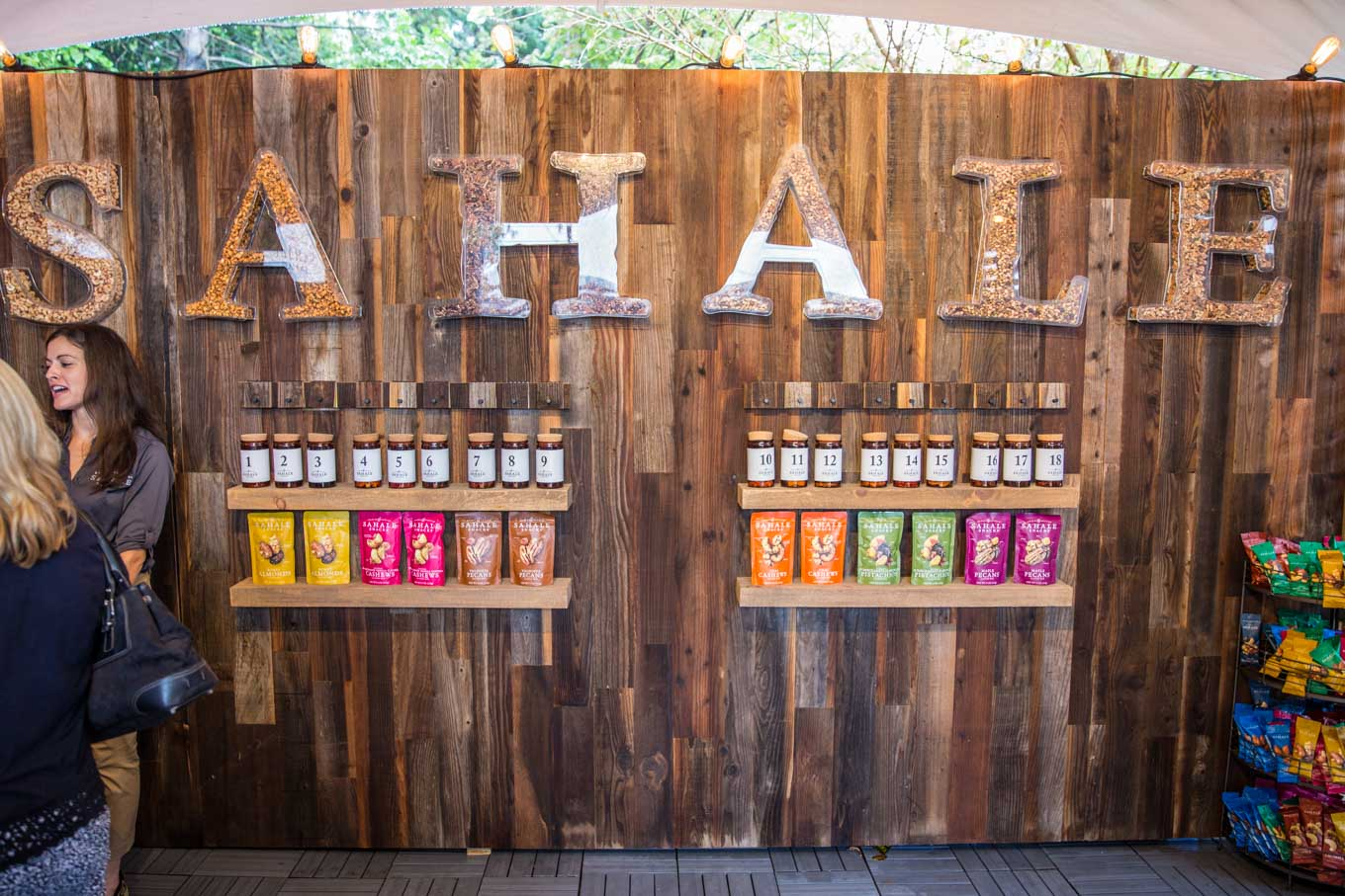 Sahale Snacks at Music City Food + Wine Festival 2016