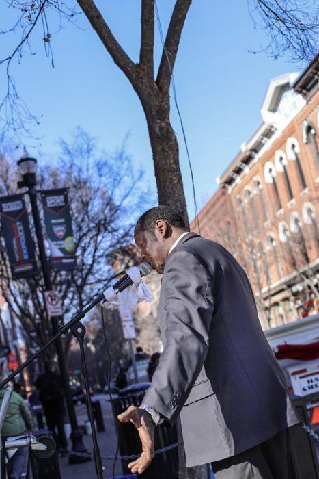 Nashville Classics - Downtown Broadway Street Musician