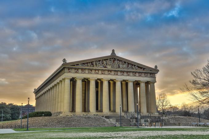 Nashville Classics - Parthenon at Centennial Park