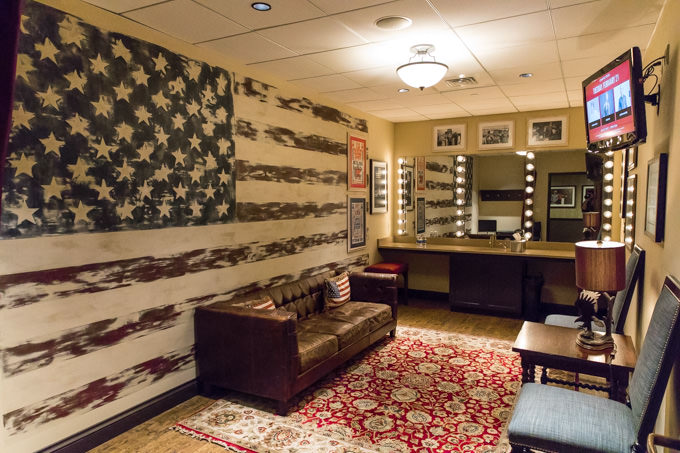 Nashville Classics - Grand Ole Opry Dressing Rooms Backstage