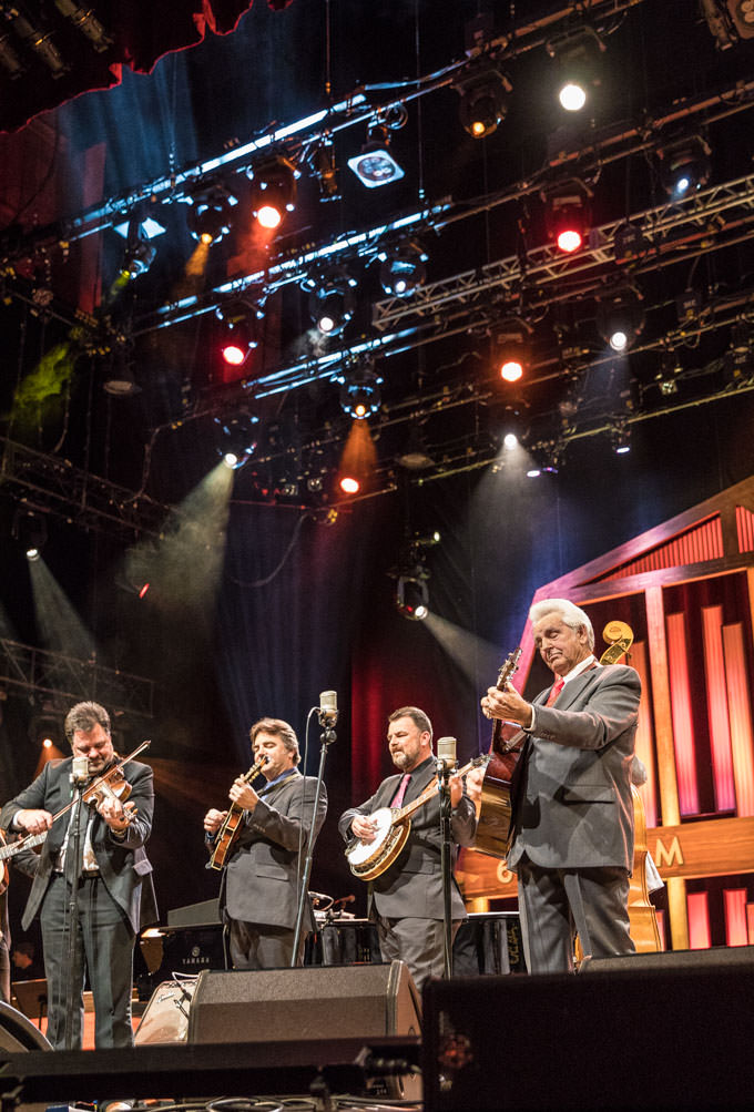 Nashville Classics - Grand Ole Opry - Del McCoury Band