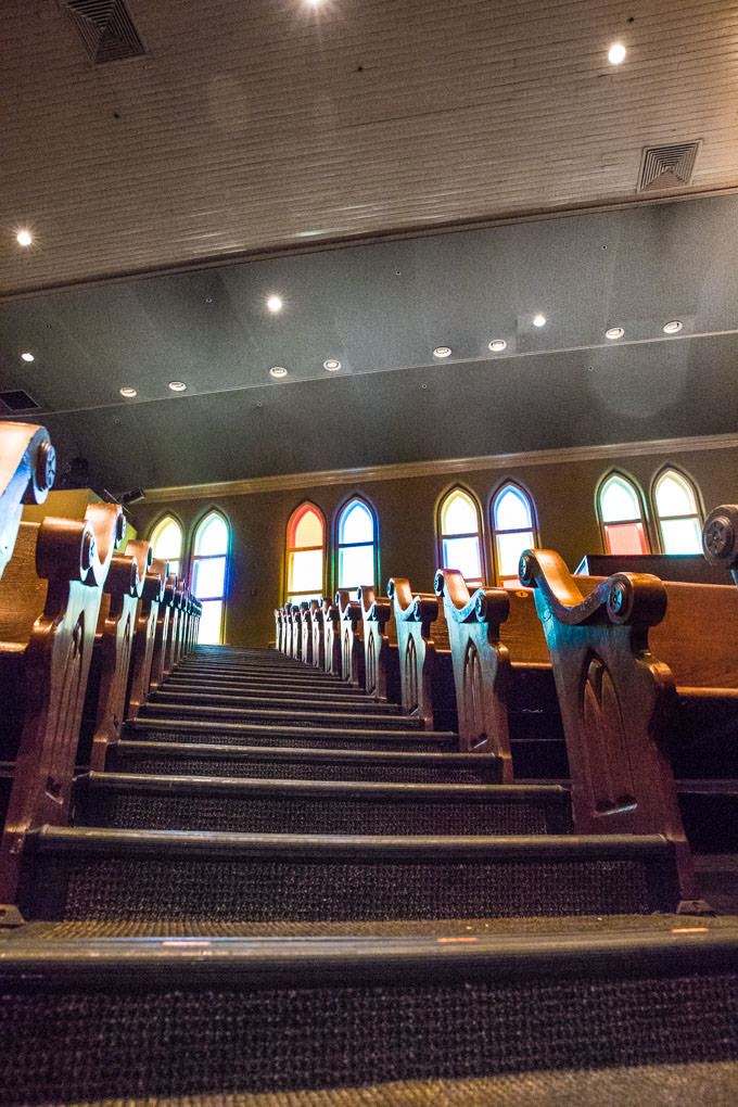 Nashville Classics - Ryman Stained Glass Windows