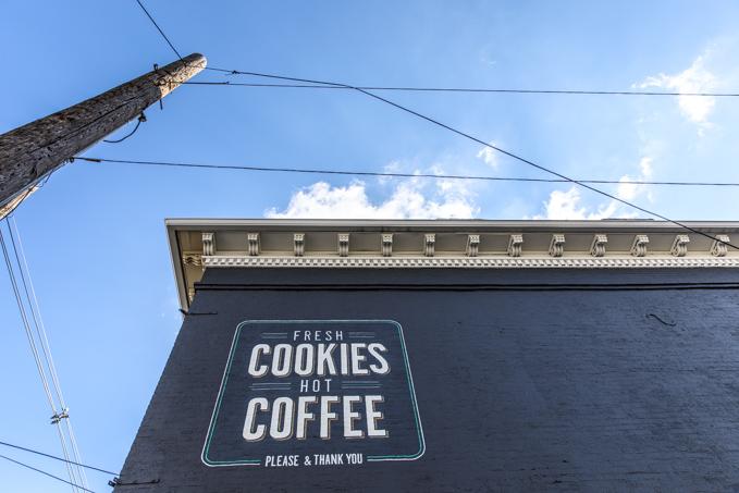 Please & Thank You Coffee Shop in Louisville