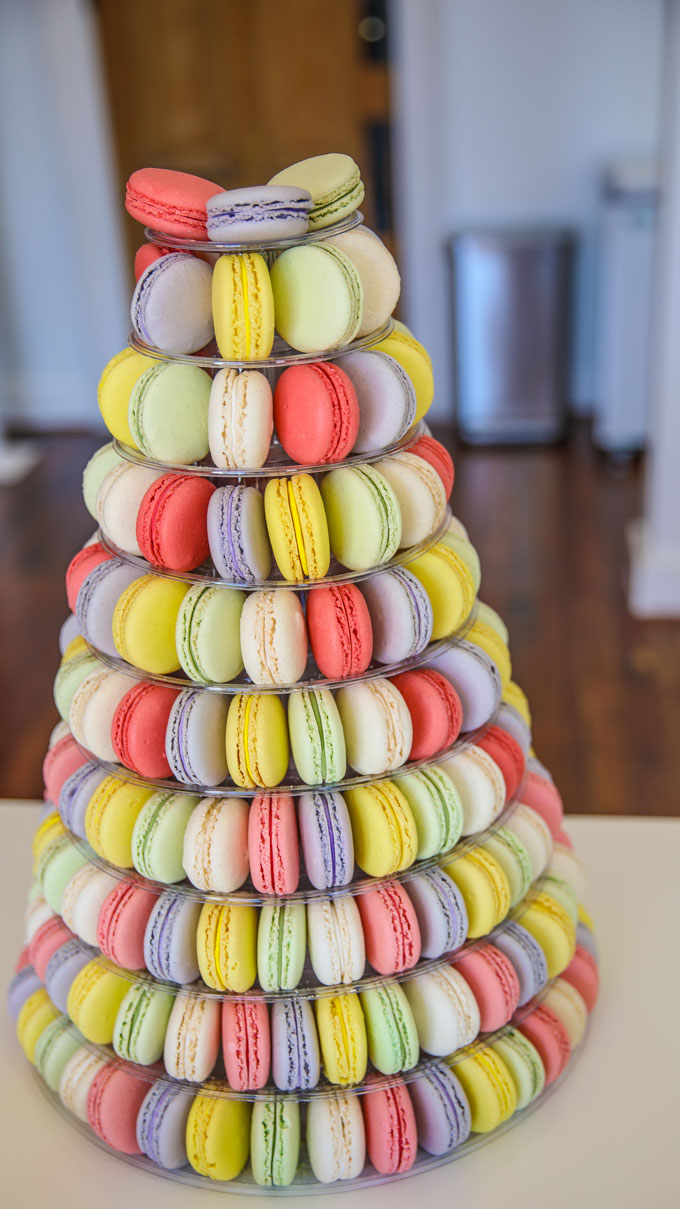 Macarons in Louisville