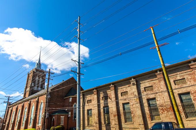 Churches in Louisville