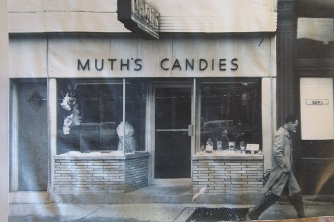 Muth's Candies in Louisville