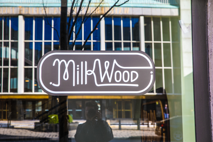 Milkwood Restaurant in Louisville