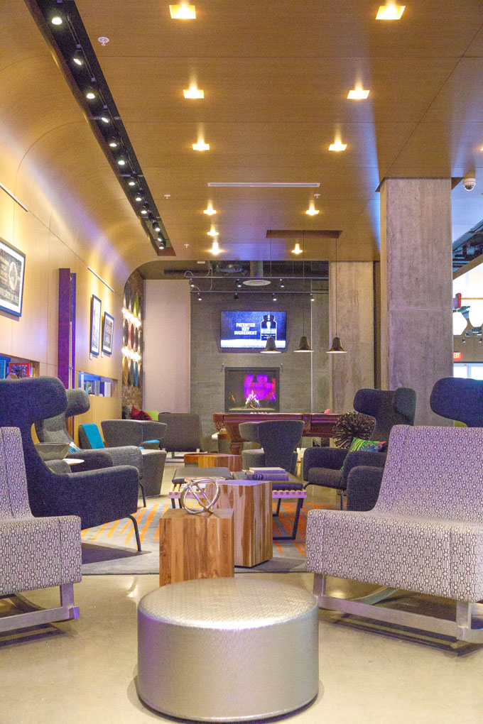 Aloft Downtown Louisville Hotel
