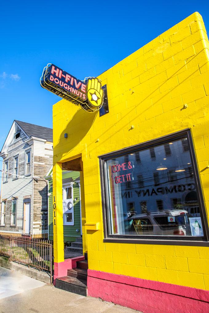 Hi-Five Doughnuts in Louisville