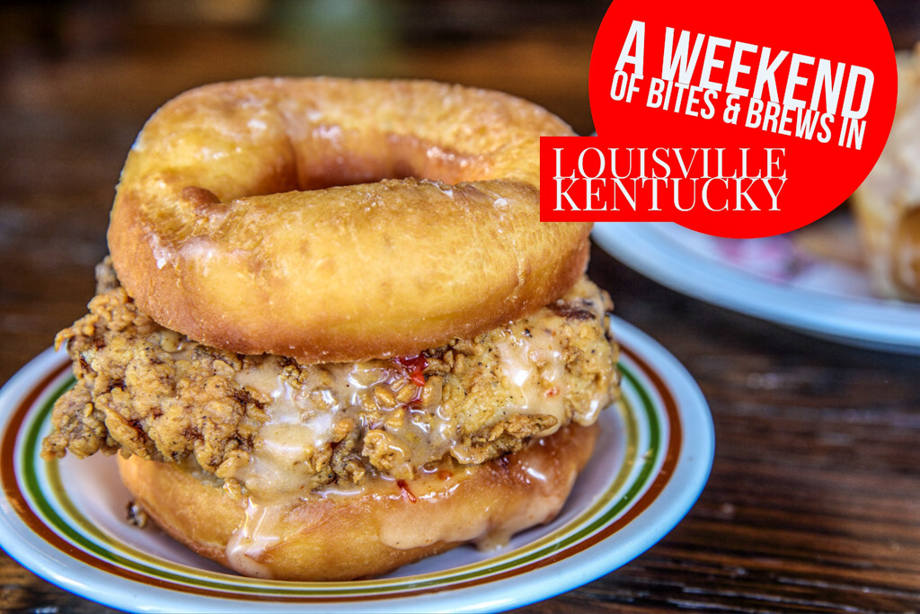 Bites and Brews Weekend in Louisville by Southern Fatty