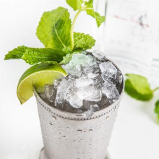 Gin Mint Julep