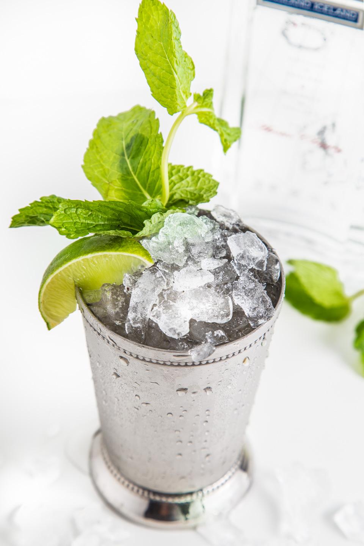 Gin Mint Julep - Southern Fatty