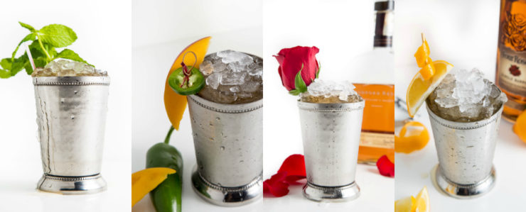 Mint Juleps on SouthernFatty.com