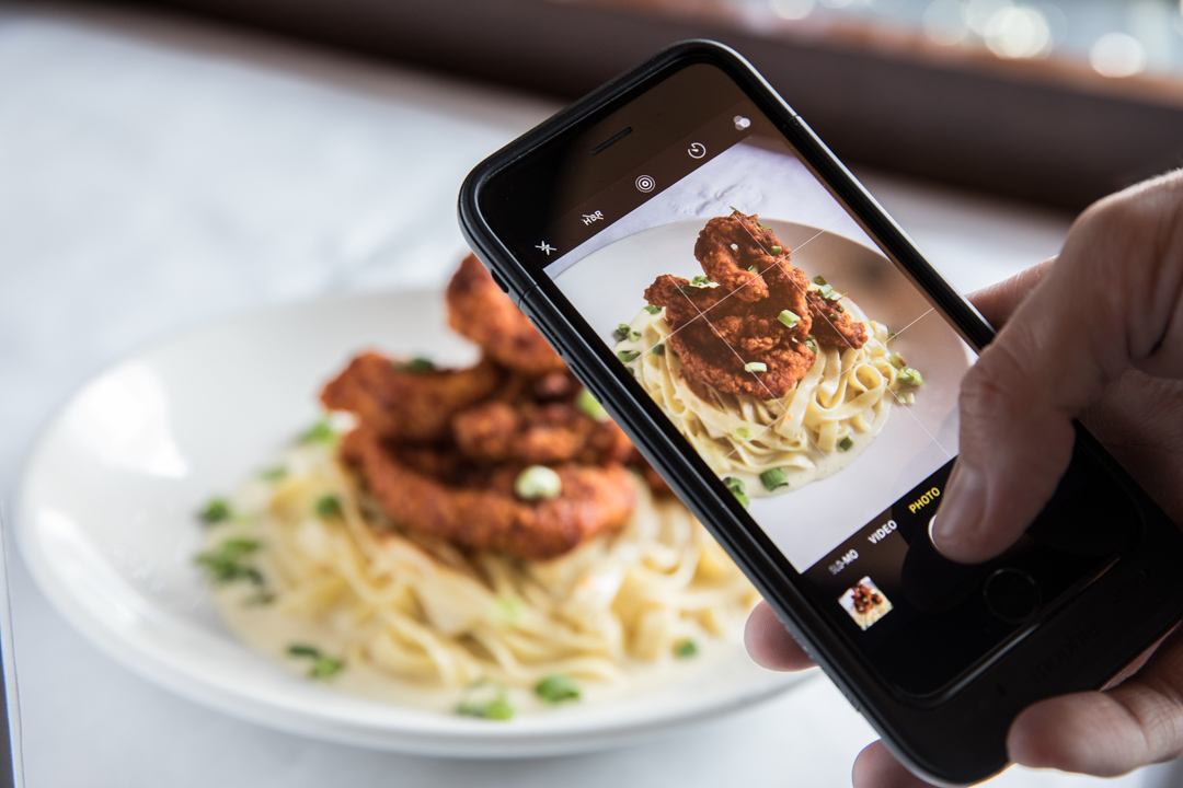 iPhone Restaurant Photo Tips and Tricks