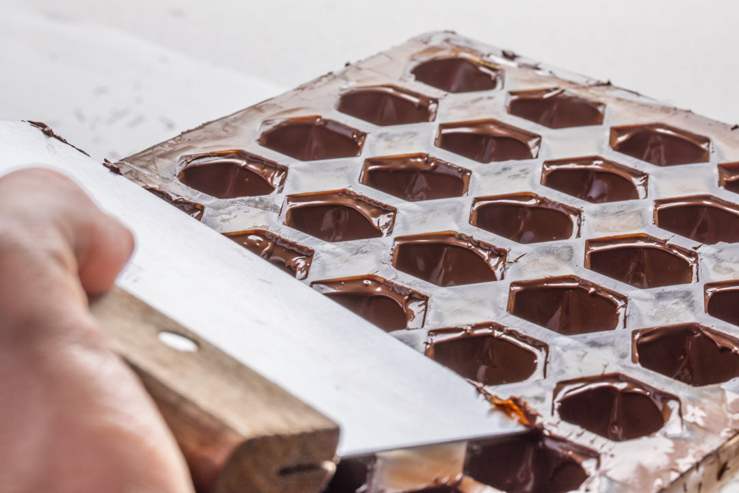Creating the Chocolate Truffle Molds