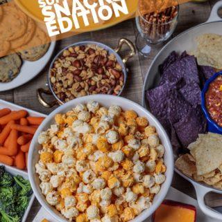 How I Super Bowl: Snacks Edition
