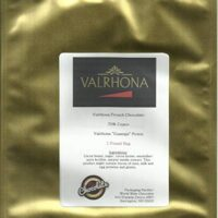 Valrhona Chocolate Dark Chocolate 70% - 1 lb