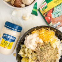 BOGO Hellmann's Mayonnaise & Knorr Vegetable Mix